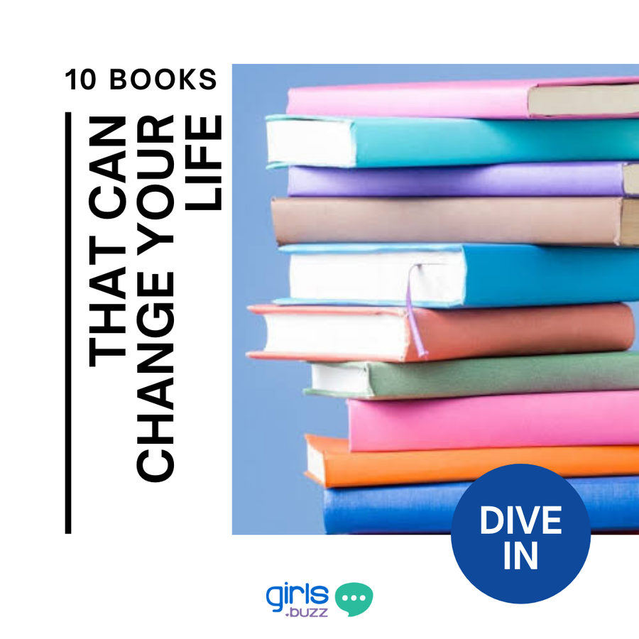 10 books that can change your life