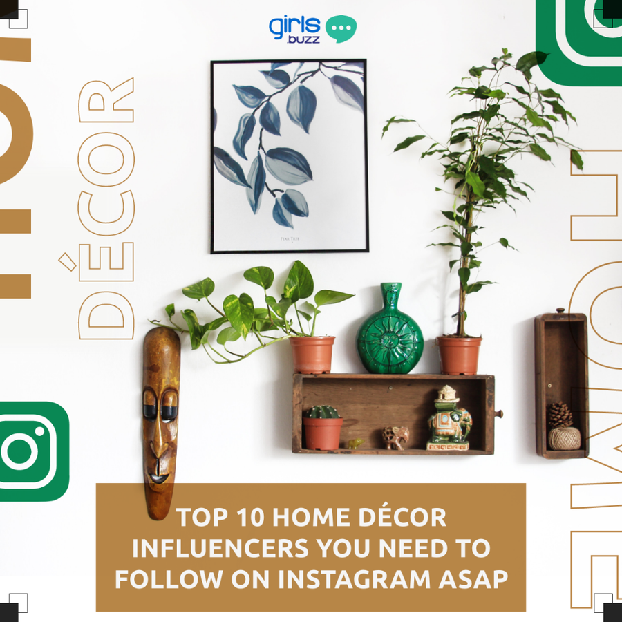 Top Home Decor Influencers you need to follow on Instagram