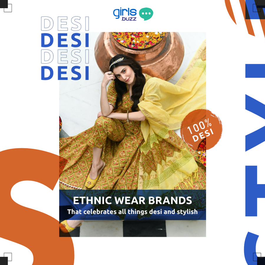 Ethnic Wear brands in India