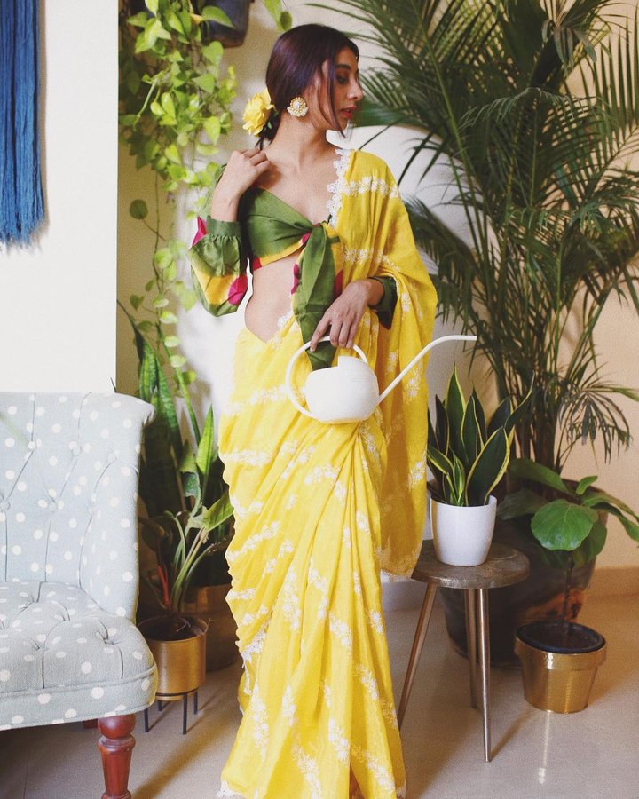 Original Saree for Look 5