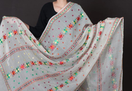 Second Dupatta Alternative for Look 1
