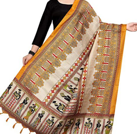 Dupatta for Look 8