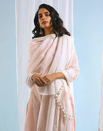 Dupatta for Look 7