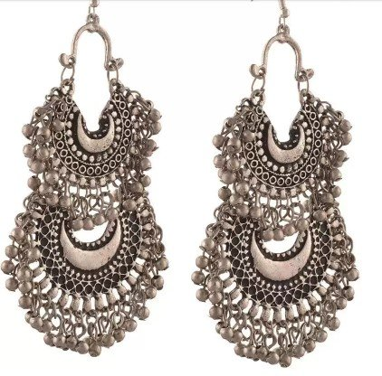 Earrings for Look 3