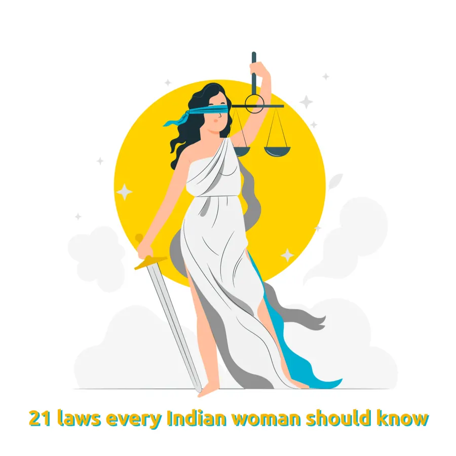 Laws every women should know