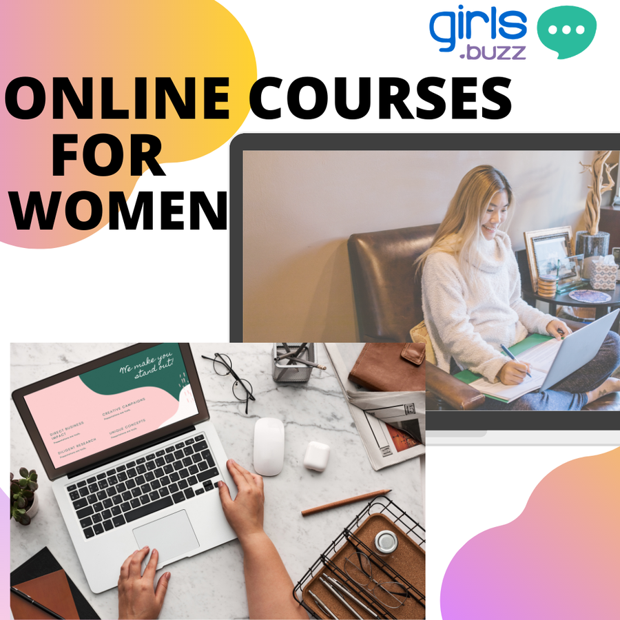 Online courses for women
