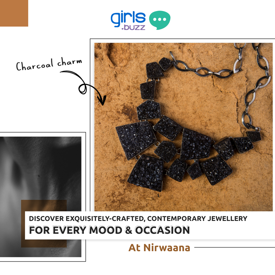 Discover Exquisitely-crafted, Contemporary Jewellery for Every Mood & Occasion at Nirwaana