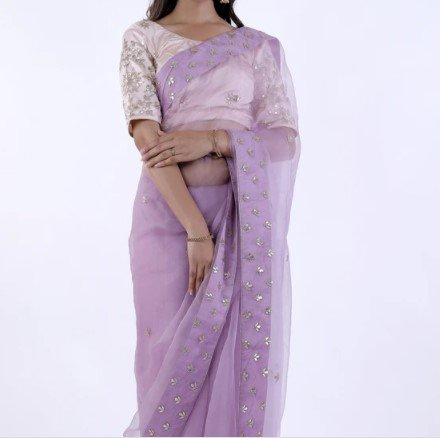 Saree for Look 10