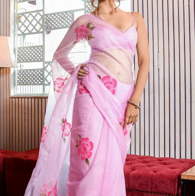 Saree for Look 6