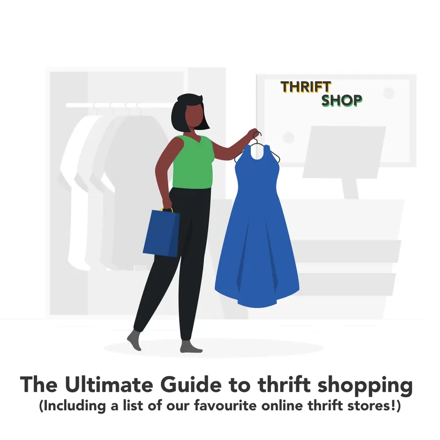 The ultimate guide to thrift shopping