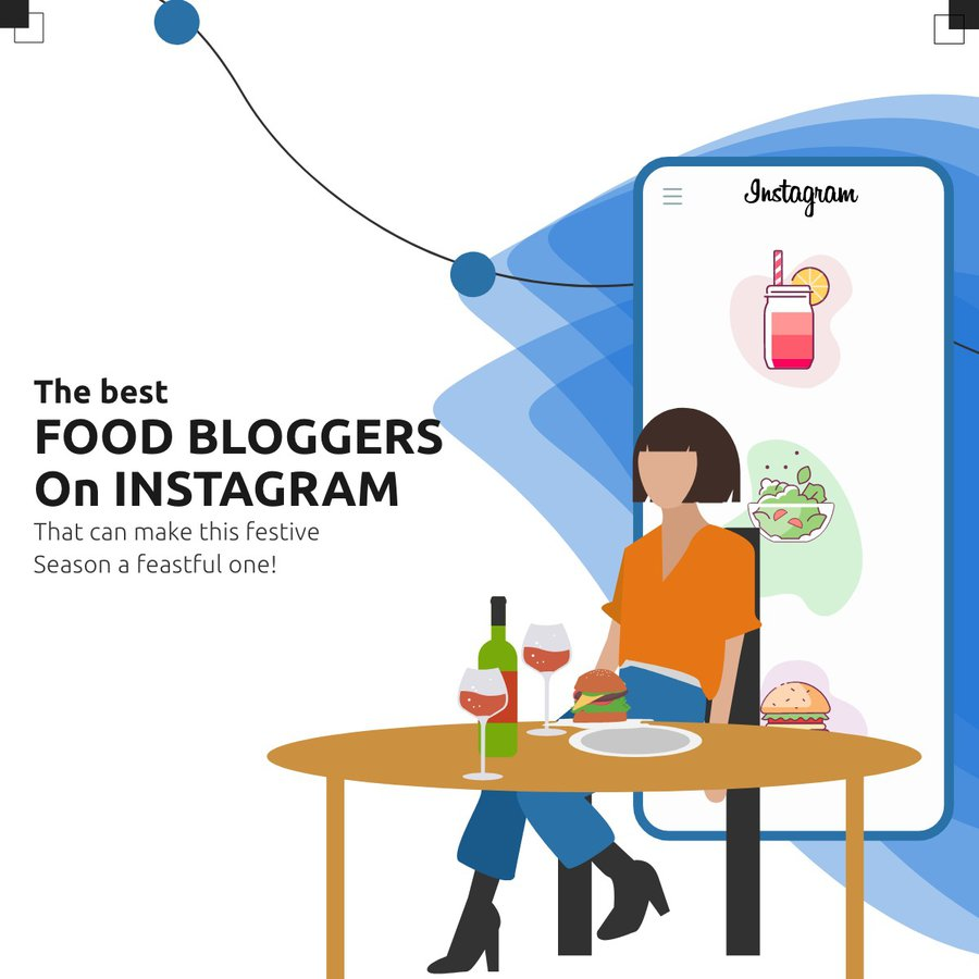 The best food bloggers on Instagram