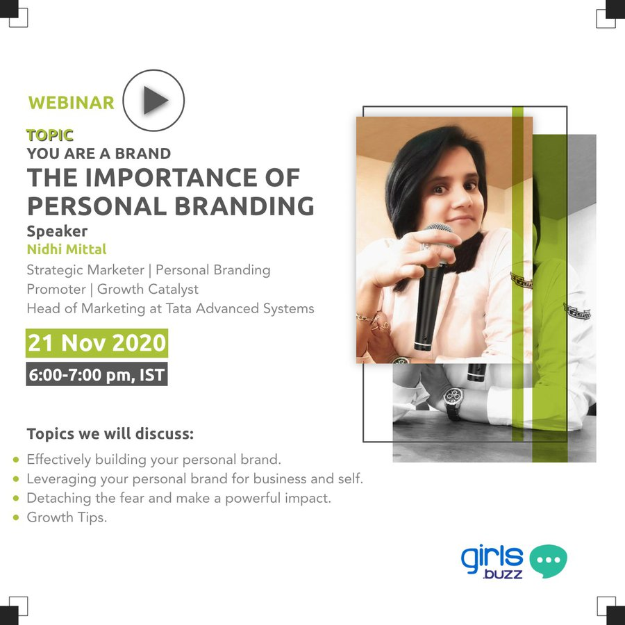 The importance of Personal Branding
