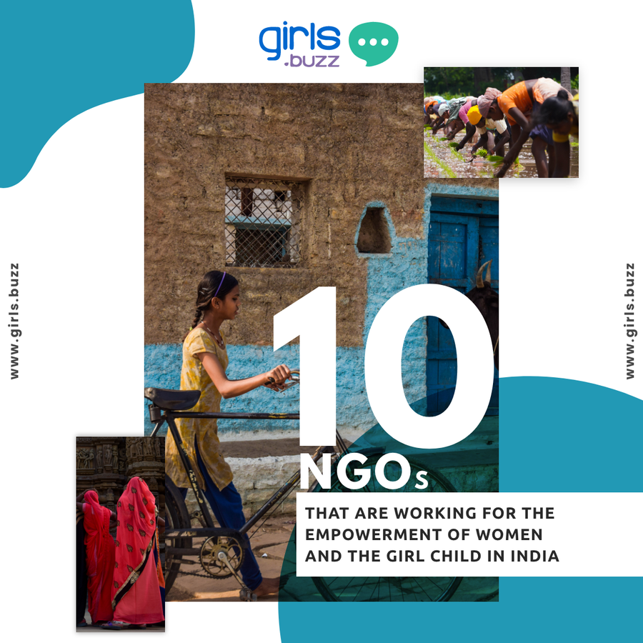 10 NGOs That Are Working Towards Empowering Women And Girl Children In India
